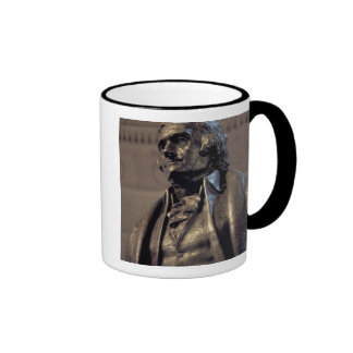 USA, Washington DC. Thomas Jefferson Memorial. Ringer Mug