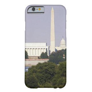 USA, Washington DC, Washington Monument and US Barely There iPhone 6 Case