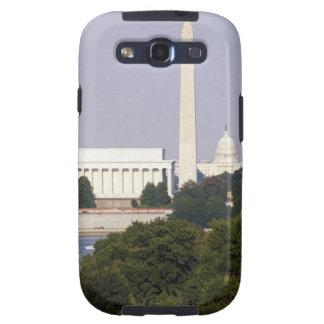 USA, Washington DC, Washington Monument and US Samsung Galaxy SIII Case