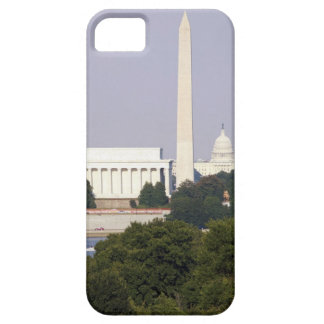 USA, Washington DC, Washington Monument and US iPhone SE/5/5s Case