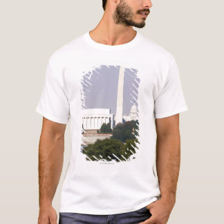 USA, Washington DC, Washington Monument and US T-Shirt