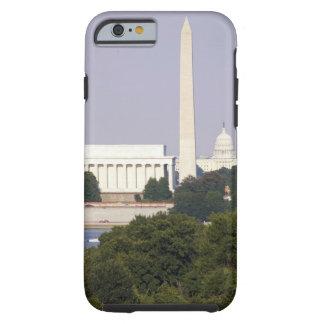 USA, Washington DC, Washington Monument and US Tough iPhone 6 Case