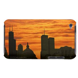 USA, Washington DC, White House and World trade iPod Touch Case-Mate Case