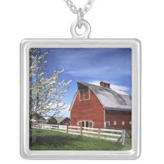 USA Washington Ellensburg Barn Pendants