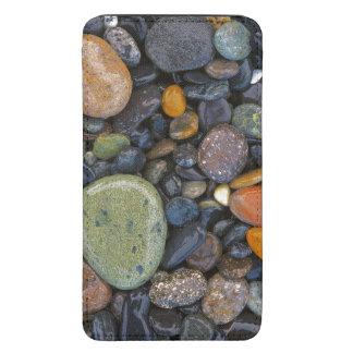 USA, Washington, Lopez Island, Agate Beach Galaxy S5 Pouch