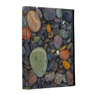 USA, Washington, Lopez Island, Agate Beach iPad Folio Cover