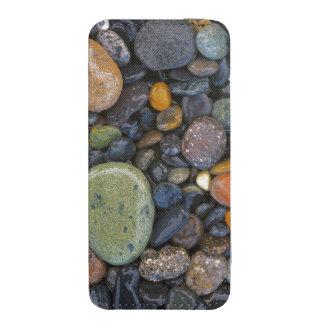USA, Washington, Lopez Island, Agate Beach iPhone SE/5/5s/5c Pouch