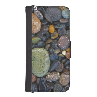 USA, Washington, Lopez Island, Agate Beach iPhone SE/5/5s Wallet
