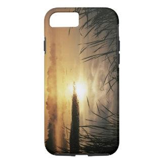 USA, Washington, Lopez Island, Morning fog on iPhone 8/7 Case