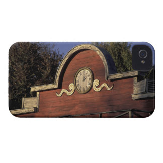 USA, Washington, Methow Valley, Winthrop. Old iPhone 4 Case-Mate Case