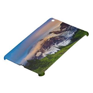 USA, Washington, Mt. Rainier. Morning sun iPad Mini Case