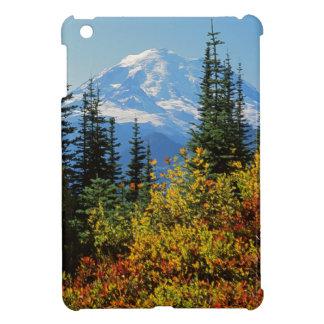 USA, Washington, Mt. Rainier National Park 2 Cover For The iPad Mini