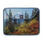 USA, Washington, Mt. Rainier National Park 2 Sleeve For MacBook Pro