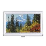 USA, Washington, Mt. Rainier National Park 2 Business Card Case