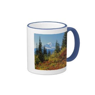 USA, Washington, Mt. Rainier National Park 2 Ringer Mug