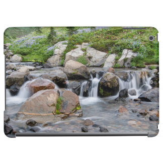 USA, Washington, Mt. Rainier National Park 3 Case For iPad Air