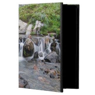 USA, Washington, Mt. Rainier National Park 3 Cover For iPad Air