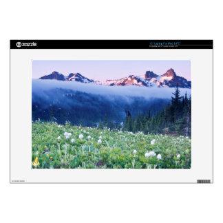 "USA, Washington, Mt. Rainier National Park 4 15"" Laptop Skin"