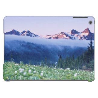 USA, Washington, Mt. Rainier National Park 4 Cover For iPad Air
