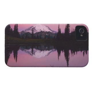 USA, Washington, Mt. Rainier National Park, Dawn iPhone 4 Cover