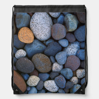 USA, Washington, Mt. Rainier National Park Drawstring Bag