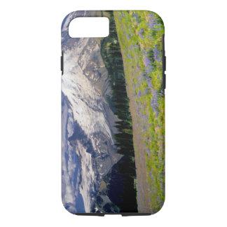 USA, Washington, Mt. Rainier National Park. iPhone 7 Case
