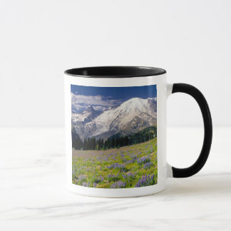 USA, Washington, Mt. Rainier National Park. Mug