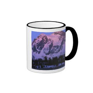 USA, Washington, Mt. Shuskan in North Cascades Coffee Mug