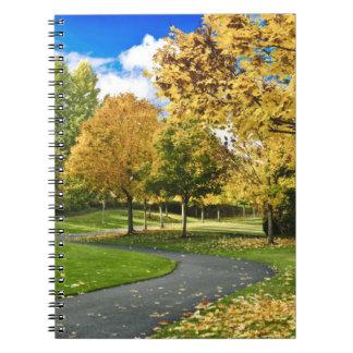 USA, Washington Notebook