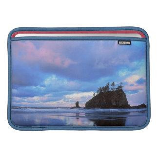 USA, Washington, Olympic National Park 2 MacBook Sleeve