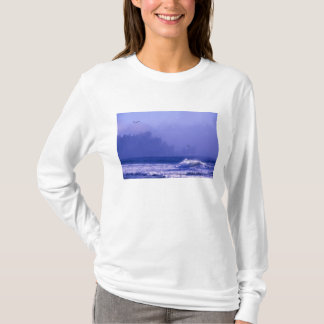 USA, Washington, Olympic National Park. Fog T-Shirt