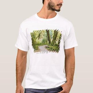 USA, Washington, Olympic National Park, Hiking T-Shirt