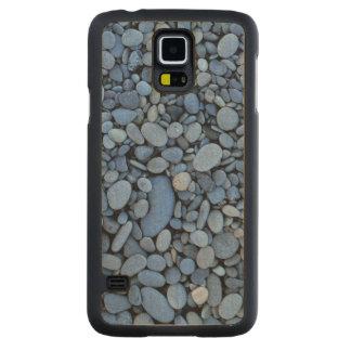 USA, Washington, Olympic National Park, La Push Carved Maple Galaxy S5 Case