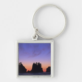 USA, Washington, Olympic National Park, Shi-shi Keychain