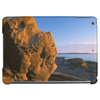 USA, Washington, Orcas Island, Boulder iPad Air Covers