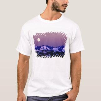 USA, Washington, Port Angeles, Olympic National T-Shirt