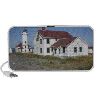 USA, Washington, Port Townsend, Point Wilson Laptop Speaker