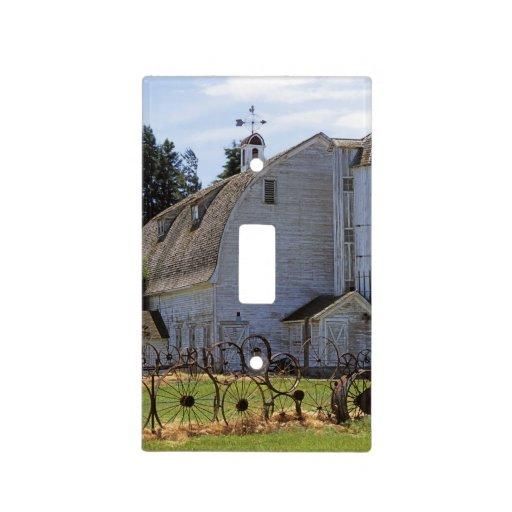 Barn Light Covers: USA, Washington, Pullman, Barn Light Switch Cover