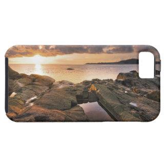USA, Washington, San Juan Islands.  A dramatic 2 iPhone 5 Cover