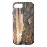 USA, Washington, San Juan Islands.  A dramatic 2 iPhone 7 Case