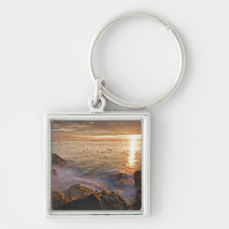USA, Washington, San Juan Islands.  A dramatic Keychain