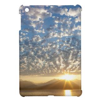USA, Washington, Seabeck. Sunset Cover For The iPad Mini