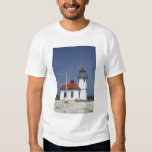 USA, Washington, Seattle, Alki Point Lighthouse, Shirt