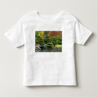 USA, Washington, Seattle, Arboretum, Japanese Toddler T-shirt