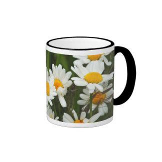 USA, Washington, Seattle, Puget Sound 3 Ringer Coffee Mug