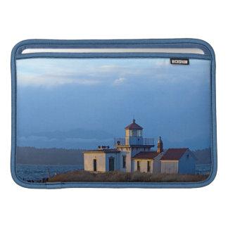 USA, Washington, Seattle, Puget Sound MacBook Air Sleeve