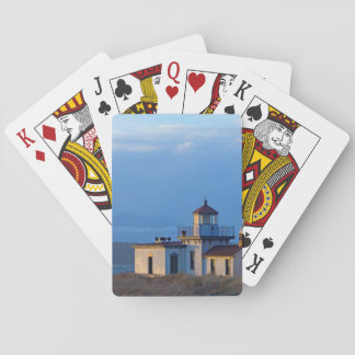 USA, Washington, Seattle, Puget Sound Playing Cards