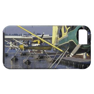 USA, Washington, Seattle, Seaplanes docked on iPhone SE/5/5s Case