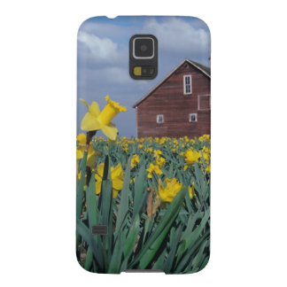 USA, Washington, Skagit Valley. Field of Galaxy S5 Case