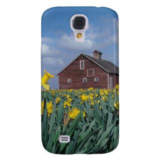 USA, Washington, Skagit Valley. Field of Samsung S4 Case